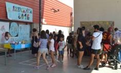 El campamento municipal presta servicio este año también a niños y niñas con diversidad funcional