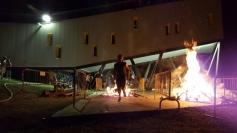 Vuelven las hogueras de San Juan al Centro Joven