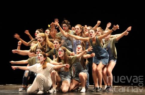 El IES de Molina, finalista de la XIV edición de los Premios Buero de Teatro