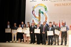 Miel de Alcarria Natural Esence, de Cifuentes premio 'Gran Selección 2017'