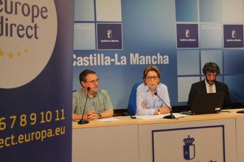 El Gobierno regional forma a administraciones, empresas y ONGs sobre cómo elaborar proyectos para acceder a financiación europea