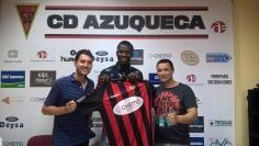 El Azuqueca incorpora a su proyecto al malí Conte Fa