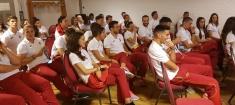 Ana Lozano busca con España superar la séptima plaza europea