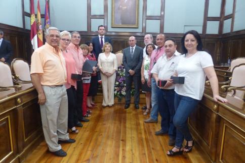 Diputación celebra la festividad del Sagrado Corazón