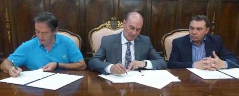 Diputación y Proyecto Hombre renuevan el convenio de colaboración