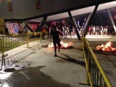 La juventud de Cabanillas celebra la Noche de San Juan