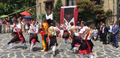 Valverde celebra su primera Octava del Corpus como BIC
