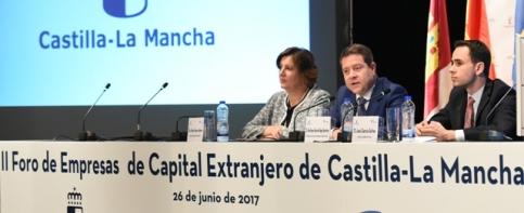 Cabanillas será la sede permanente de los foros de captación de capital extranjero