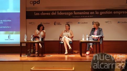 La APD celebra una interesante jornada sobre el liderazgo femenino en la gestión empresarial
