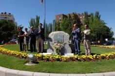 La ciudad de Guadalajara rinde homenaje a la memoria de las víctimas del terrorismo