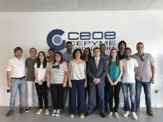 Entregados los diplomas del curso de Comunity Manager de EOI y Ayuntamiento