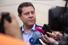 Page rechaza que PSOE se 'podemice' con el pacto en C-LM y afirma que, si se presenta de nuevo, quiere mayoría absoluta