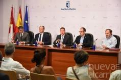 Firmado el III Acuerdo por la Estabilidad en el Empleo en Castilla-La Mancha