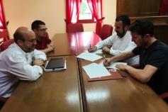 El Ayuntamiento de Azuqueca y el CD Azuqueca firman un nuevo convenio de colaboración
