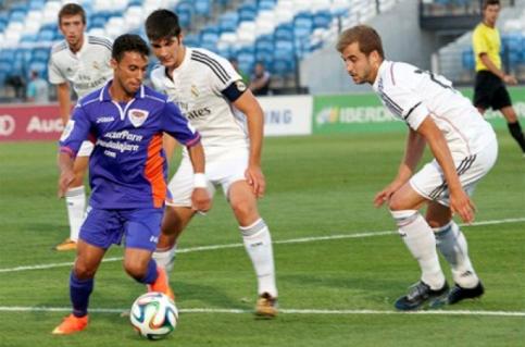 El Deportivo se medirá al Castilla y al Alcalá en el Escartín