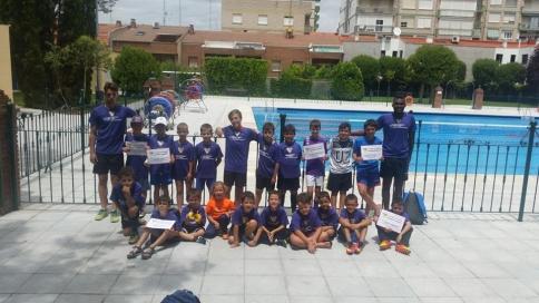 El Campus de Verano del Atlético Guadalajara crece en calidad