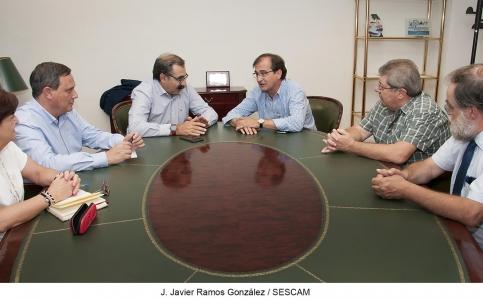 El Gobierno de Castilla-La Mancha destaca la labor que realiza Nipace y anima a la organización a expandir sus conocimientos