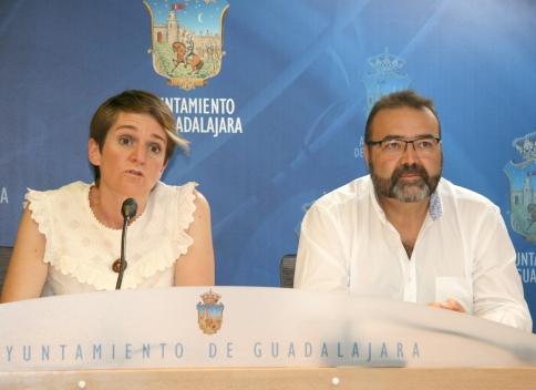 PSOE y Ahora piden que el Ayuntamiento de Guadalajara subvencione las tasas por exhumación de víctimas del franquismo