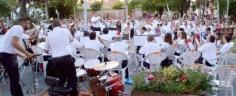 La Banda de Música puso fin al Día de los Abuelos en Azuqueca