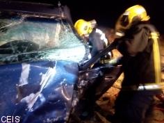 Fallece uno de los conductores heridos en el accidente en Quer