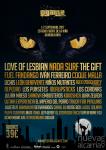 Ya está disponible la distribución de artistas por días para el Festival Gigante 2017