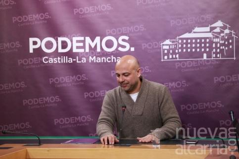 Los inscritos de Podemos CLM dicen sí a la consulta sobre los presupuestos regionales