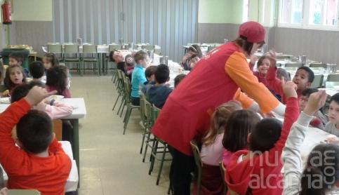 Castilla-La Mancha concederá 13.360 ayudas de comedor escolar para el próximo curso