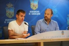 Cs propone una nueva estructura organizativa para mejorar la coordinación en el Ayuntamiento de Guadalajara