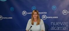 PP critica que Page y Podemos quieren convertir a Castilla-La Mancha en un laboratorio `podemita´