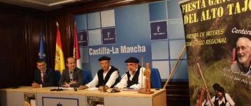 El Gobierno regional ensalza la figura de Sampedro en la Fiesta Ganchera