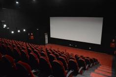 Las proyecciones de cine en el EJE se suspenden este fin de semana