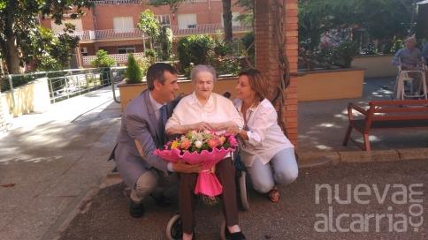 """Guadalajara celebra el Día de los Abuelos agradeciendo su """"ayuda y esfuerzo"""""""
