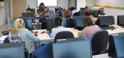 El departamento de formación de CEOE impartió 25 cursos en el primer semestre del año