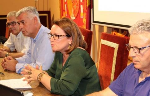 La Junta anima a los viticultores de la Denominación de Origen Mondéjar a solicitar las ayudas a la reestructuración