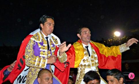Sánchez Vara triunfa en varios festejos de América