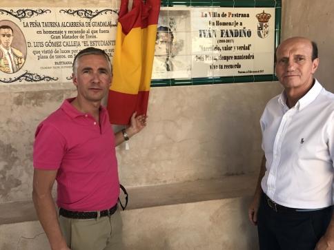 El IV Certamen de Tauromaquia de Pastrana llevará el nombre de Iván Fandiño