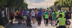 Cabanillas acogerá en septiembre un duatlón solidario de la Asociación Caminando