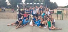 Villel de Mesa estrena título en el Torneo de Ciruelos del Pinar