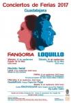 A buen ritmo la venta de entradas de los conciertos de Fangoria y Loquillo