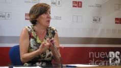 PSOE defiende que la modificación de la LOTAU es a petición de