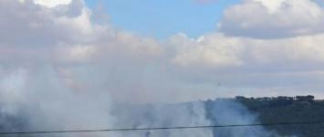 Equo y Ecologistas piden la descontaminación de la zona afectada por el incendio de Chiloeches