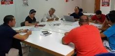 Firmado el convenio colectivo para los 80 trabajadores de la limpieza viaria y recogida de residuos de los pueblos de Guadalajara