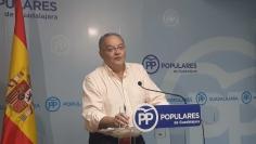 """""""Las Cortes de Castilla-La Mancha aprobarán mañana el 'Presupuesto 2017 bis' apoyándose en una cacicada"""""""