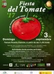 Fontanar celebra la Fiesta del Tomate este domingo