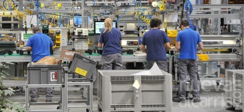 La jornada laboral crece un 5,4 por ciento en la región en el primer trimestre