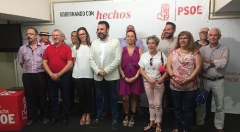 """Blanco: """"El PSOE de Castilla-La Mancha se merece un proyecto de renovación y cambio"""