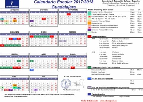 Arranca este lunes el curso escolar en Castilla-La Mancha con la incorporación de 193.000 alumnos a las aulas