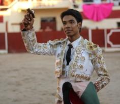 Almonacid acogió ayer la segunda semifinal del Certamen 'Guadalajara Busca Torero'