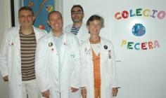 'La Pecera' aborda un nuevo curso en colaboración con Pediatría y otros colectivos