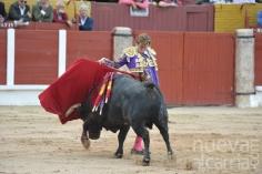 Román y una corrida vacía de Albarreal